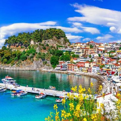 Parga!! In Greece,Epirus Region